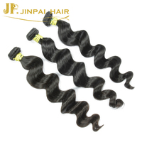 JP Wholesale Alibaba Top Quality 8A Virgin Brazilian And Peruvian Hair