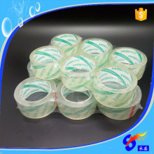 Factory price 2'' width bopp transparent adhesive packaging tape