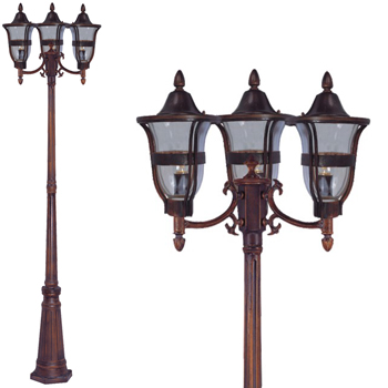 Decorative Garden Lamp Post