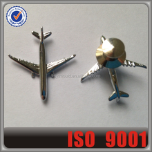 3D Airplane Lapel Pin