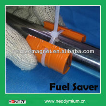 Magnetic neodymium in gasoline engine