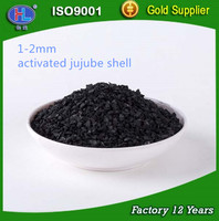 1-2mm jujube shell activated carbon