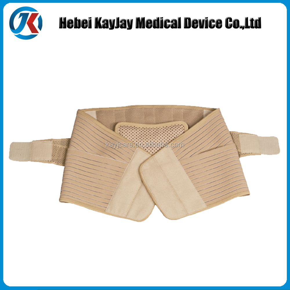 Alibaba china supplier comfortable and breathable metal back brace