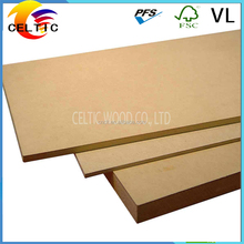 Sami-hardboards Medium Density Fiberboard insulation