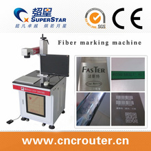 hot stamp laser marking machine with low price Metals/Plastic/Rubber/Wood/ABS/PVC/PES/Steel/Titanium/Copper