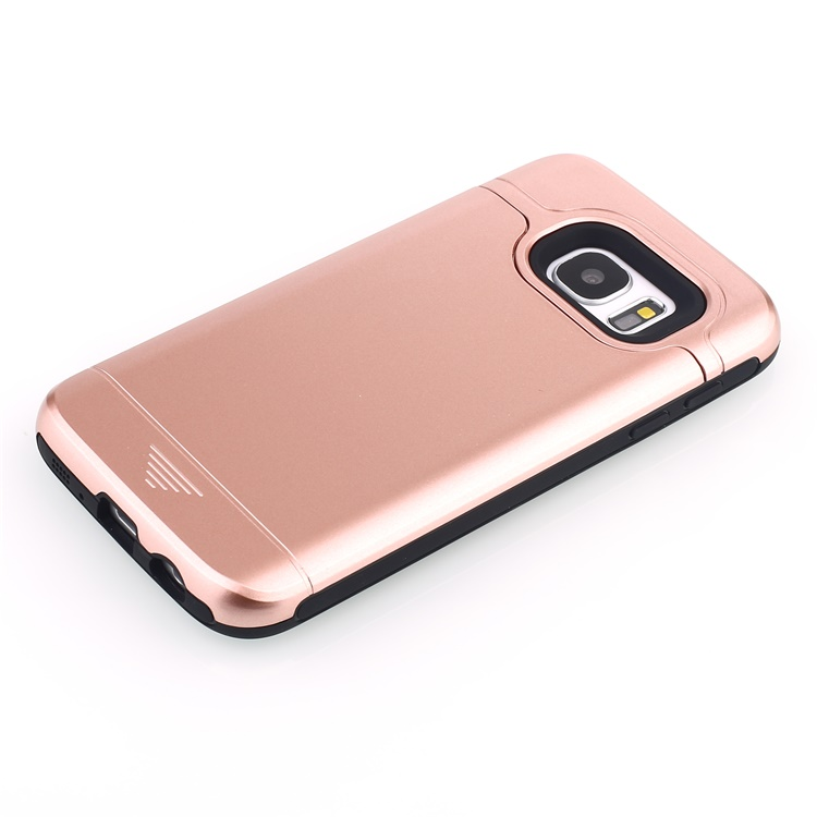 Belt clip holster case for samsung galaxy s7 edge, silicone phone case for samsung s7