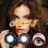 Best beauty magic color lace doll big circle eyes contact lenses with competitive price