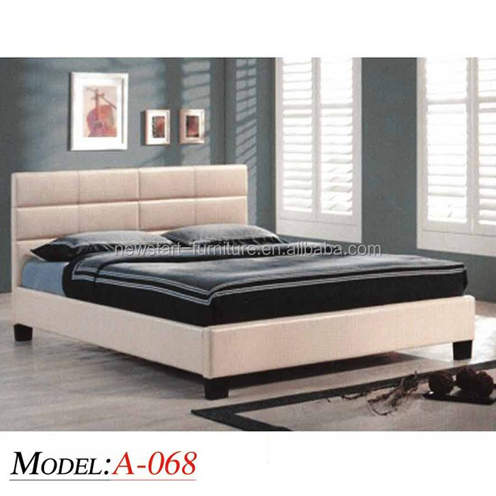MB-068 modern pu leather <strong>Bed</strong>