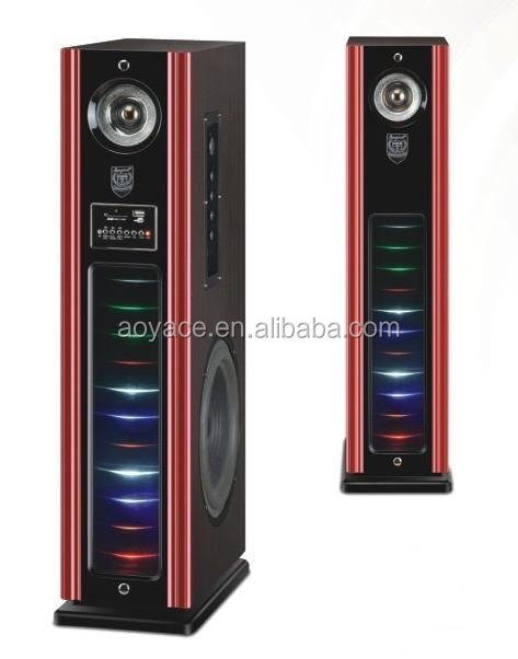 2.0CH home theatre SA-158E with USB and SD interface /colorful light /remote control