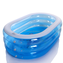 Certificated durable kids & adults inflatable swimming pool,large above ground inflatable pool,inflatable bath