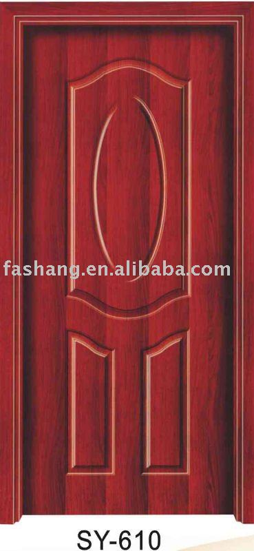 Wood veneer door skin! door skin press mould!