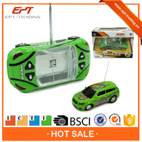 Hot sale mini 1/63 rc car with light for wholesale
