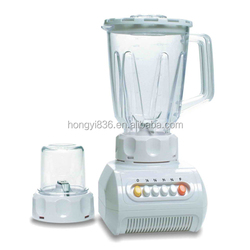 national electric food blender chopper with glass jar