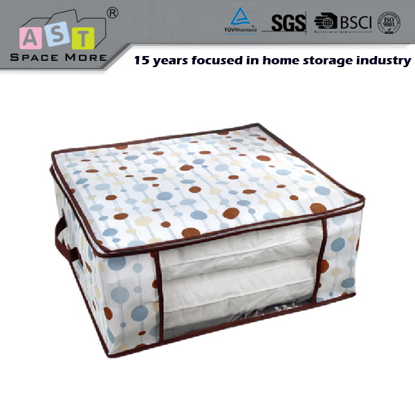 Non-woven pvc quilt bag plastic packaging bags