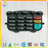 POS Machine Silicone Keypad With Conductive Carbon Pill