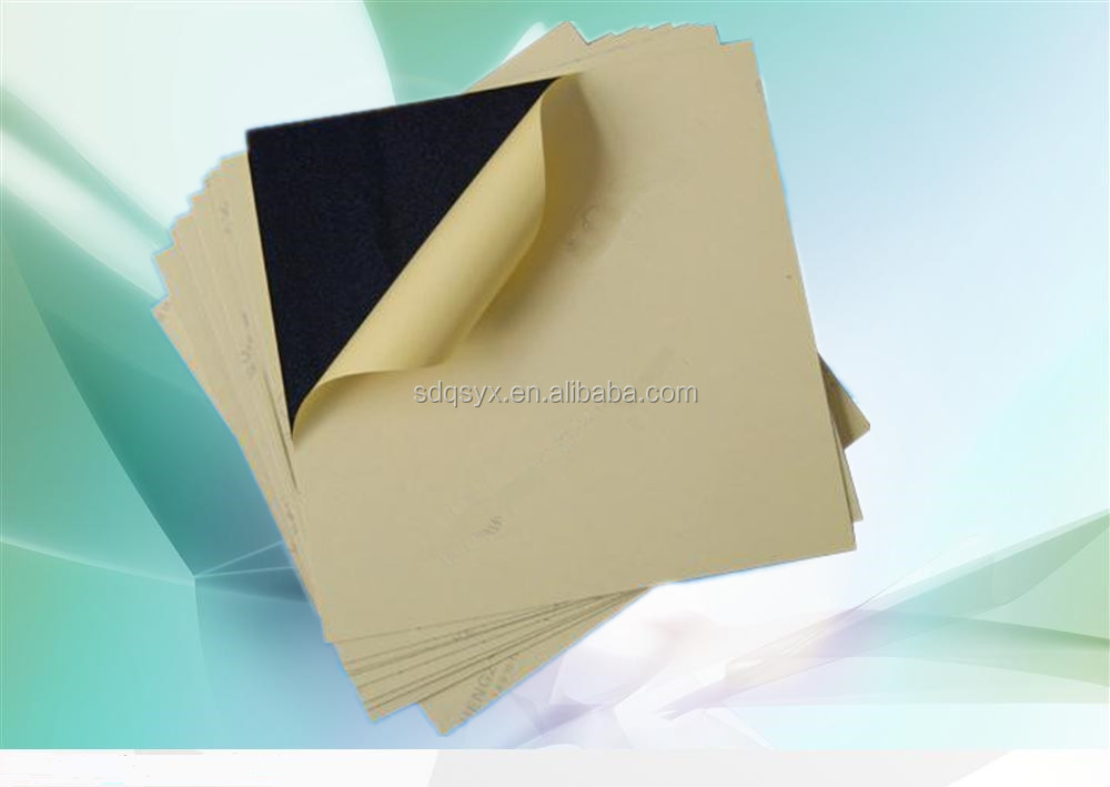 Photo book inner page sheet, pvc sheet material adhesive
