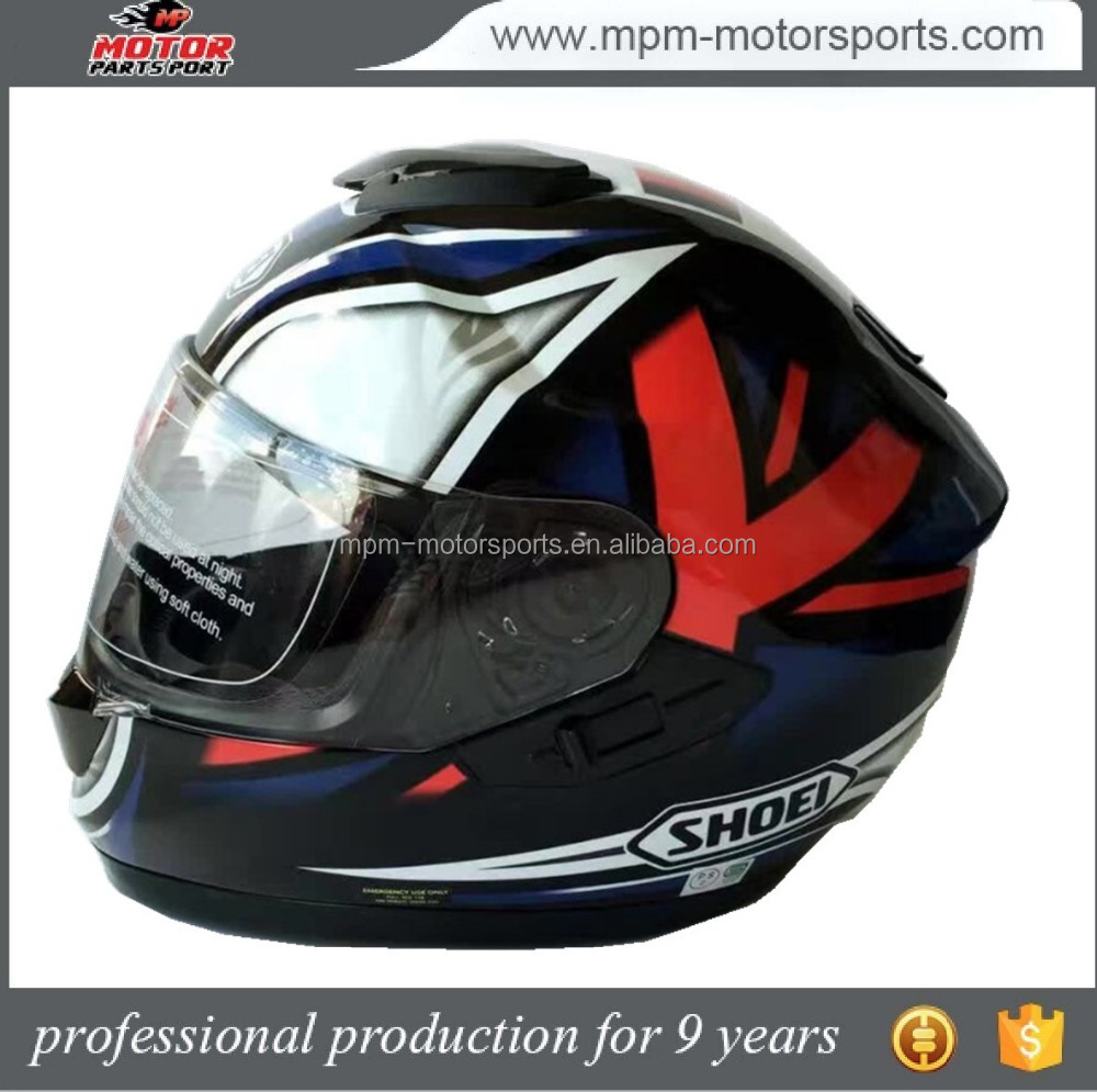 DOT Full face helmet in bike for motorcycle motocross