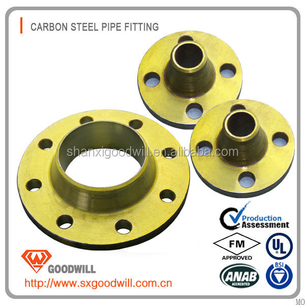 welded en1092-1 pipe flanges