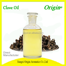 Clove essential oil with 85% eugenol in bulk Factory direct sale
