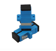 Fiber Optic SC adapter keystone insert Jack
