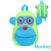 Neoprene Kids School Backpack Bag