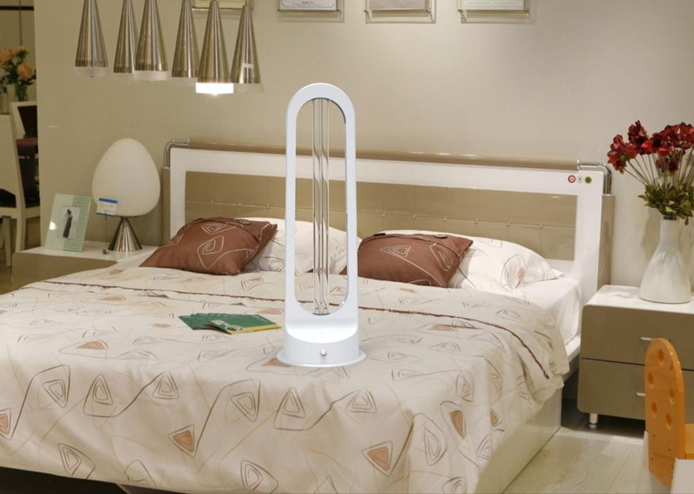 Anti-Bacterial Intelligent Induction Ultraviolet UV Germicidal Sterilization Lamp with Wifi Control