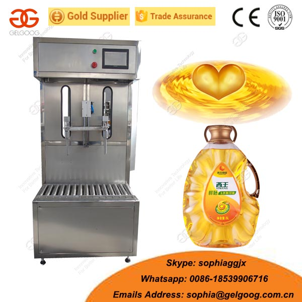 High Quality Olive Oil Filler Machine