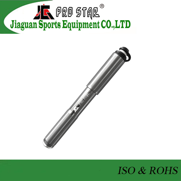 2017 New Product 160psi Mini Alloy Bike pump with Hidden Hose