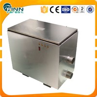 With the digital panel swimming pool heater equipment 24kw water heater