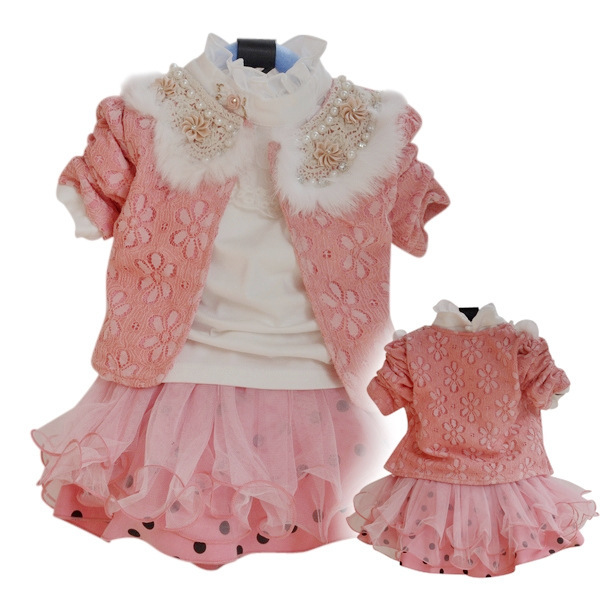 C82844A 2014 Girl's Autumn Skirts Sets/Girl's Skirt Sets