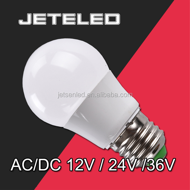 Ac/dc12v 24V 36V cheap plastic aluminum a40 a50 a60 a80 a100 a120 3w 5w 7w 9w 12w 15w 18w e27 E26 E14Low voltage LED bulb lamp