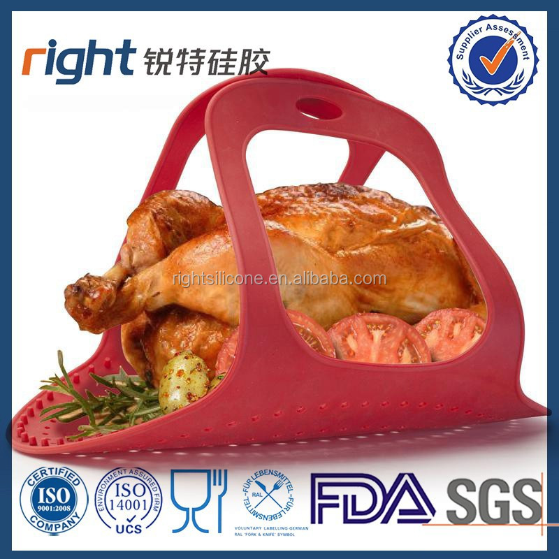 Silicone Turkey /Meat Sling with LFGB Great Stuff