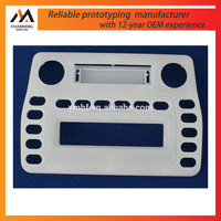 CNC/SLA ABS material High Accuracy Car accessories Prototyping