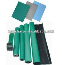 antistatic rubber table mat for static control