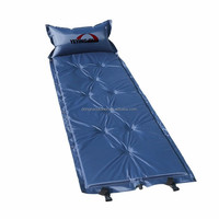 Outdoor Camping Durable Sleeping Pad Bed Mat Self Inflating Air Mattress