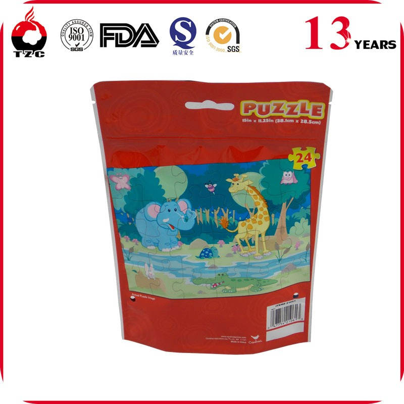 custom self seal plastic courier bag with seal tape