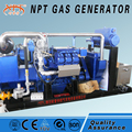 Customized silent 200 kw wood gas generator price
