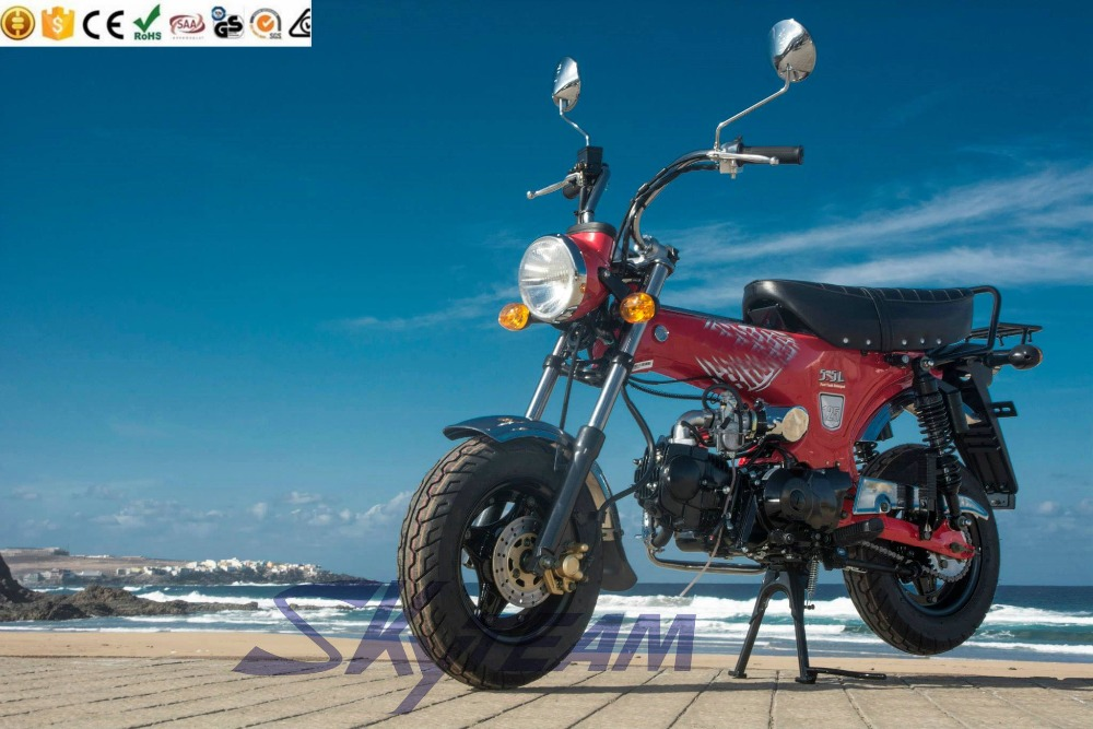 SKYTEAM 125CC 4 STROKE SKYMAX DAX MONKEY Motorcycle mini bike (EEC, EUROIII EURO 3 EPA approved)