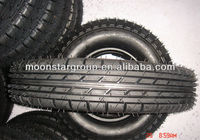 motorcycle tires irc 1.35-10 tire and tube for pakistan market