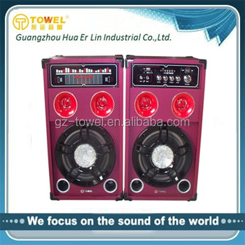 2.0 Channels Stereo Music Bluetooth Speaker, Factory Cheap Bluetooth Speaker Active Loudspeaker Bluetooth