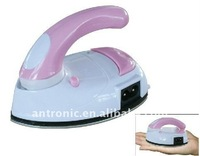 Electric mini foldable handle Travel steam Iron