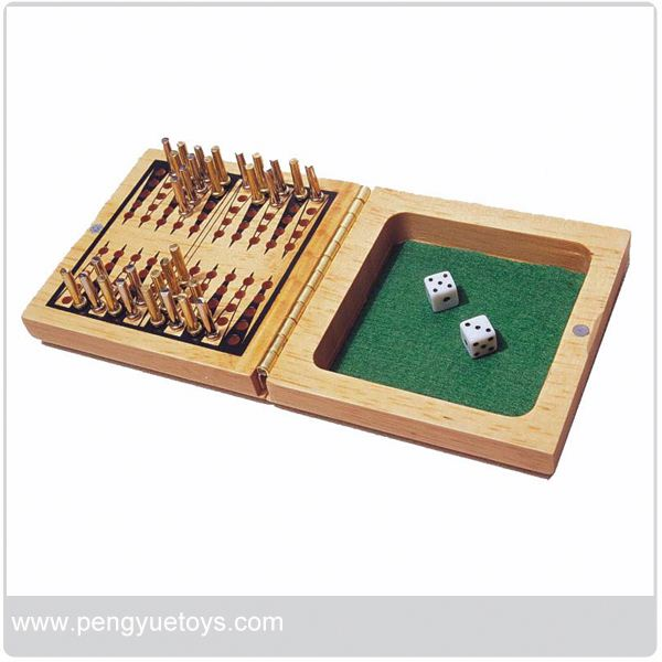 PY5096 backgammon chess chips From Eagle Creation Toys