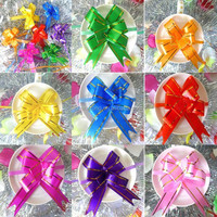 Nice Ribbon Butterfly Pull Bow For Gift Packing