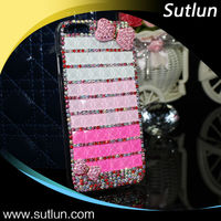 Bling diamond case for samsung galaxy s4 s3 mini i8190 e7 note 3 neo n750 n7505
