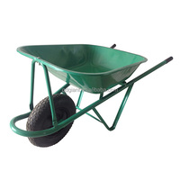 Modern agriculture hand tools cheap wheelbarrow for market