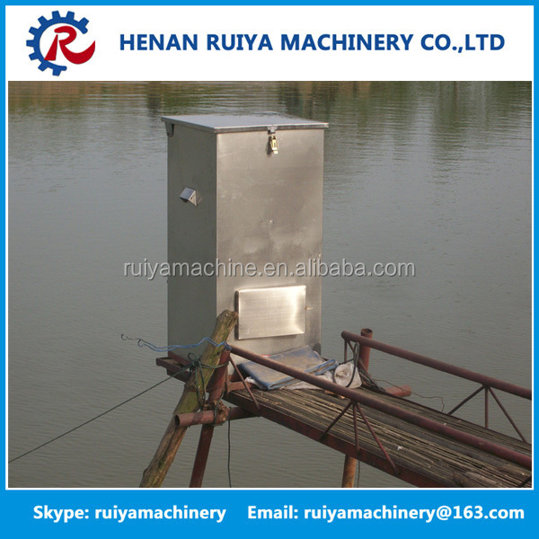 2016 automatic fish food feeder/fish farm feeder