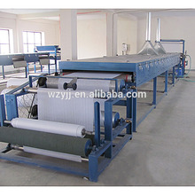 2018 new china production line nonwoven fabric glue dot transfer coating machine for interlining