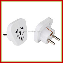 World to Europe EU plug Travel Adapter