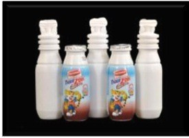 Flavoured Milk Bottles