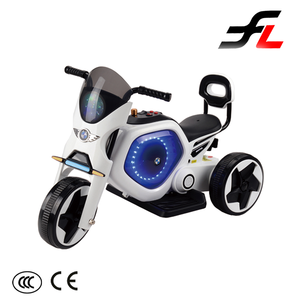 Good material high level new style kids plastic car kids motorcycle price